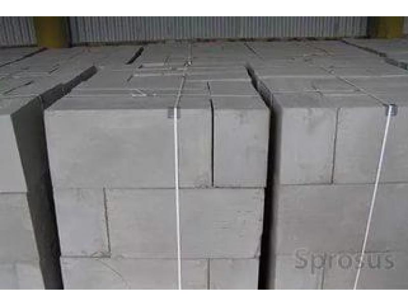 Блоки фундаментные стеновые,пеноблоки цемент с завода с доставкой - 3/4