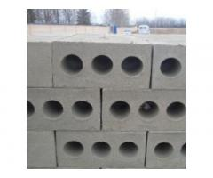 Блоки фундаментные стеновые,пеноблоки цемент м500 с завода  в Жуковском