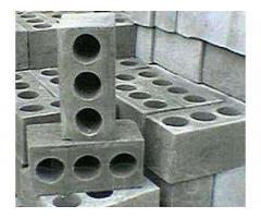 Пескоцементные блоки в  Домодедово