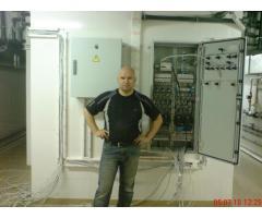 Услуги электрика в Москве и области
