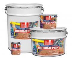 Полимерон - антикоррозионная уретановая эмаль для металла