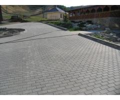 Асфальтирование Дорог укладка тротуарной плитки
