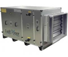 Приточно-вытяжные установки, клапана, вентиляторы дымоудаления