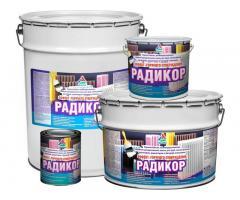Радикор — термостойкая краска для радиаторов и батарей отопления с эффектом «горячего отверждения»