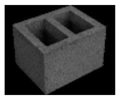 Керамзитобетонные блоки щелевые