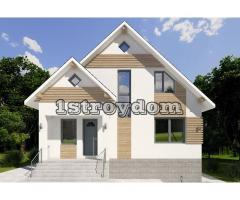 Строительство домов в коттеджных поселках, продажа готовых домов, гибкая система скидок