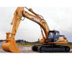 Сдается в аренду Экскаватор полноповоротный гусеничный 2 м*3 Case CX 330-350