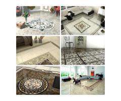 Плитка керамическая, керамический гранит, мозаика