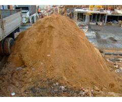 пескогрунт с котлована москва царицыно 150 м3 100р за куб