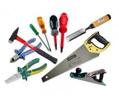 Ручной инструмент и Электроинструмент