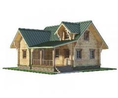 Построим дом из бруса