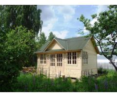 Садовые домики экономкласса