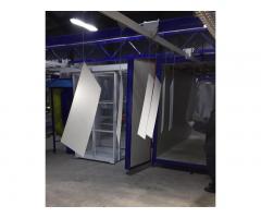 Услуги порошкового окрашивания металлоизделий