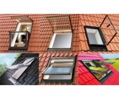 Мансардные окна FAKRO, VELUX, ROTO недорого с установкой.
