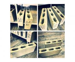 Блоки керамзитобетонные и бетонные