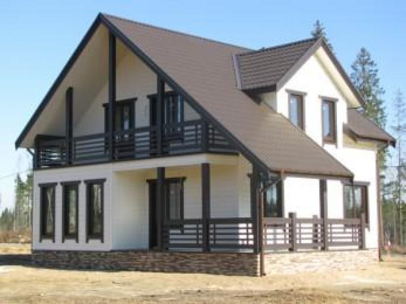 Проекты домов из газобетона Готовые и типовые проекты