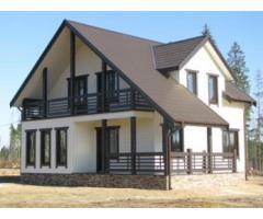 Строительство коттеджей, частных домов, ремонт, отделка помещений.