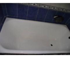 Обновление эмали ванн,душевых поддонов в Серпухове.