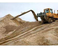 Песок гидронамывной