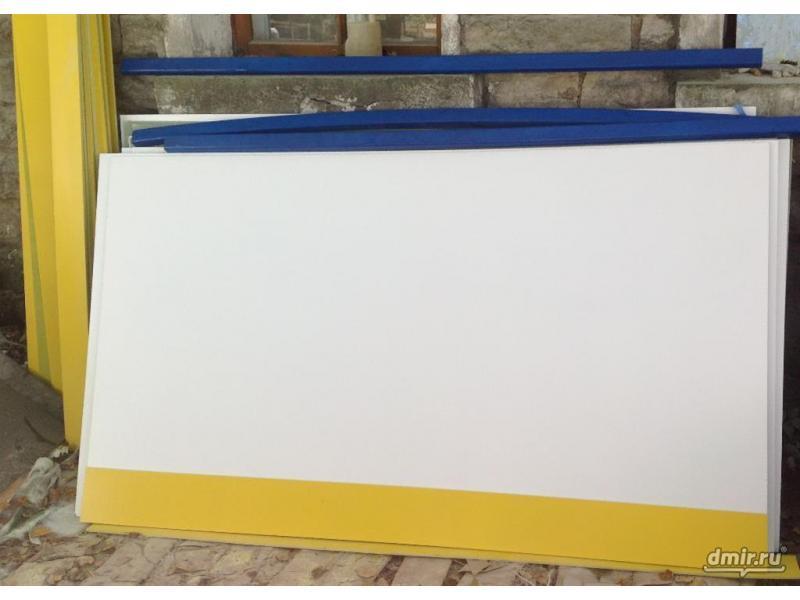 Листовой стеклопластик для хоккейных коробок - 1/2