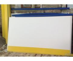 Листовой стеклопластик для хоккейных коробок