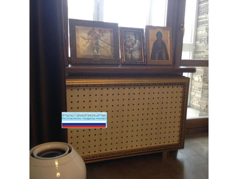 Производство и поставка декоративных экранов на батареи отопления. - 2/3