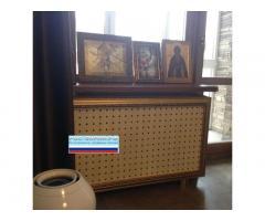 Производство и поставка декоративных экранов на батареи отопления. - Изображение 2/3