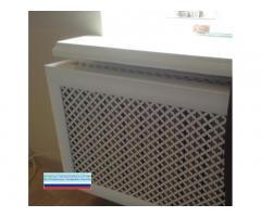 Производство и поставка декоративных экранов на батареи отопления. - Изображение 3/3