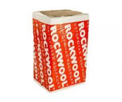 Rockwool Венти Баттс- 30-200мм  в упак. 0,18 м3; 3,6 м2, 1000*600мм 2800р/м3