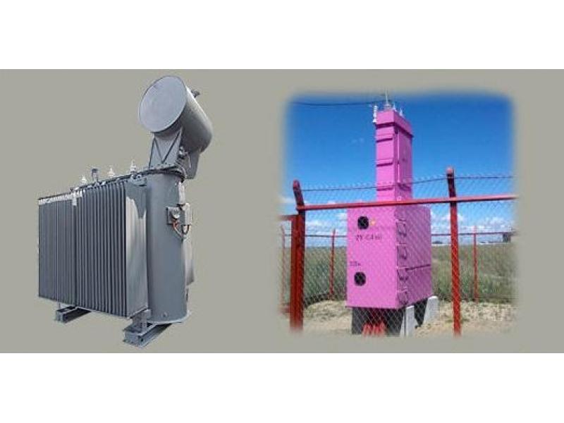 Трансформаторы ТМ от 63 до 630 кВа.Подстанции КТП изготовим - 1/4