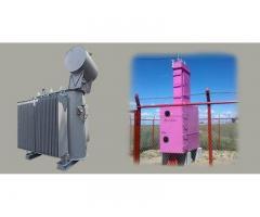 Трансформаторы ТМ от 63 до 630 кВа.Подстанции КТП изготовим