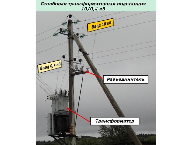 Трансформаторы ТМ от 63 до 630 кВа.Подстанции КТП изготовим - 2/4