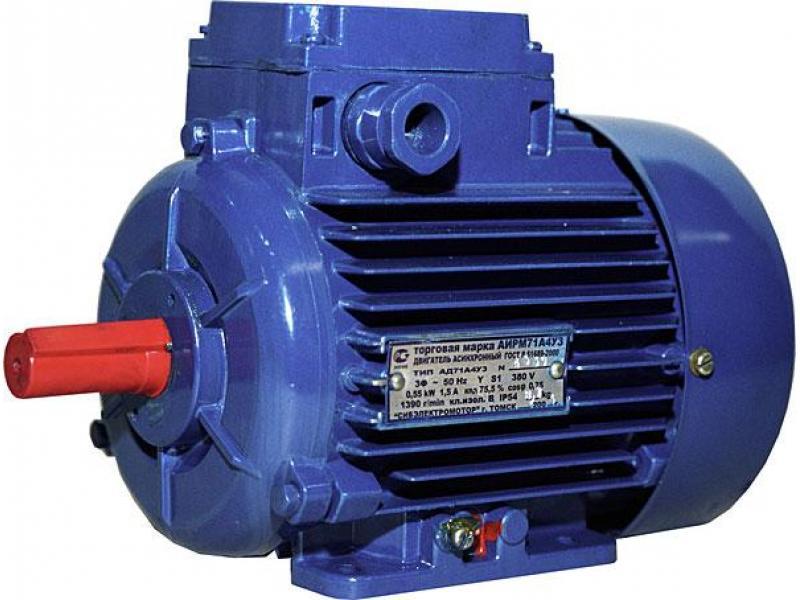 Электродвигатели до 250 кВт, в т.ч. взрывозащищённые - 2/4