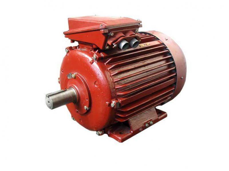 Электродвигатели до 250 кВт, в т.ч. взрывозащищённые - 3/4