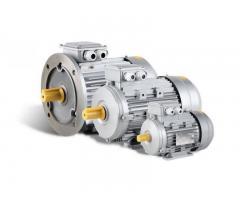Электродвигатели общепромышленные с хранения в наличии