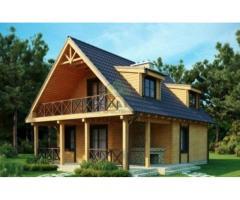 Строительство дачных домов, бань из бревна, из бруса или каркасных бань. - Изображение 3/3
