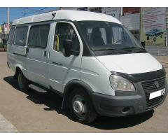 Аренда Микроавтобус ГАЗ 322132