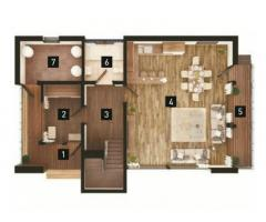 Дом в стиле «korno» 182 м²