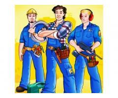 Бригада опытных строителей. Без посредников. Цены ниже, чем у фирм на 20-50%.