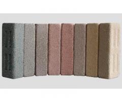 высококачественный облицовочный кирпич, плитка фасадная и цокольная. Кирпич для заборов.