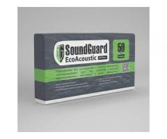 Поставка качественных звуко-и шумоизоляционных материалов.