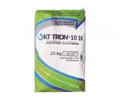КТтрон–10 1К однокомпонентная эластичная гидроизоляция