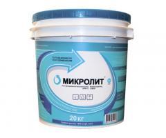 КТтрон Микролит (микроцемент) смесь для инъектирования, ремонта бетона, трещин