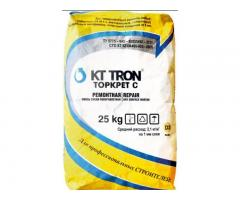 КТтрон–торкрет С торкрет смесь для «сухого» торкретирования