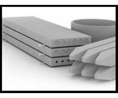 ЖБИ (плиты перекрытия, ФБС, перемычки, дорожные плиты, кольца)