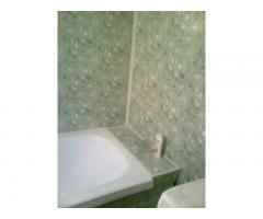 Ремонт ванных комнат ПВХ панелями и керамической плиткой в Москве