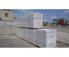 Газосиликатный блок D-400,500,600
