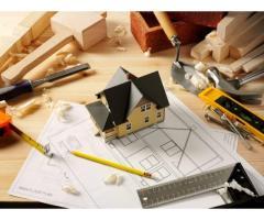 Полный комплекс строительных услуг (проектирование, расчет сметы, поставка материалов, строительно-м