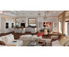 Вам нужен дизайн дома, таун-хауса? Премиум интерьеры от Soho.
