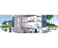 Проектирование и монтаж систем отопления в Москве.